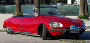 DS 21 convertible