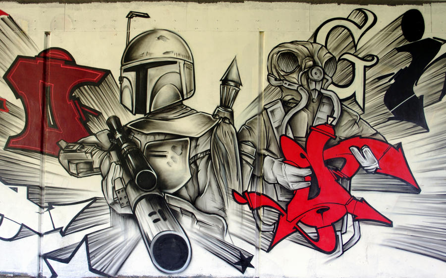 militant graffito by Pippa-pppx