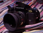 Pentax SFXn + smc-f 35-70 by Pippa-pppx