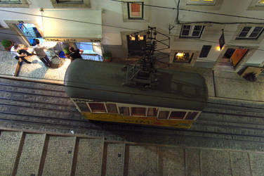 the most famous cable car by Pippa-pppx