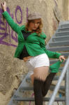 la fille au beret by Pippa-pppx