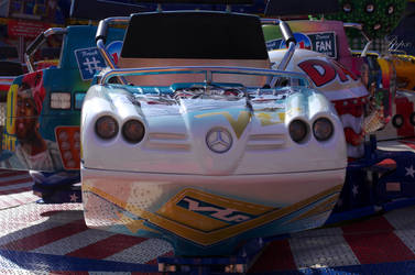 at last a Benz that's fun to ride by Pippa-pppx