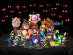 Super Smash Bros Ultimate Original 12