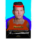Fan made movie poster for live action Hercules