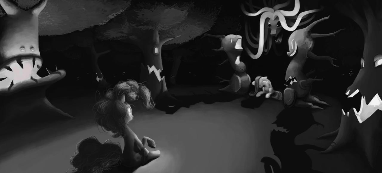 Pinkie's Dreamland by JustDayside