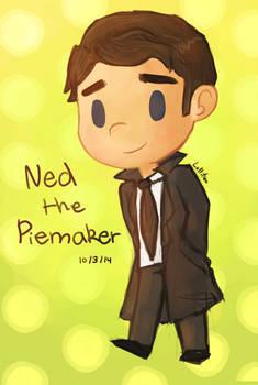 Ned The Pie Maker