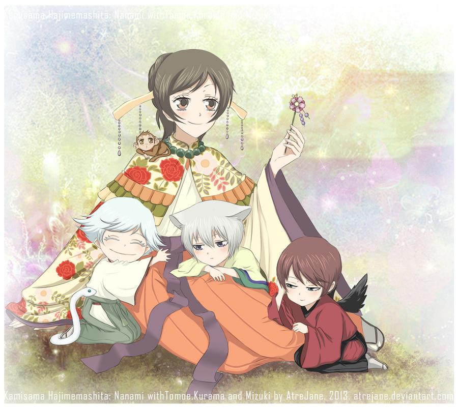 Kamisama Hajimemashita by AtreJane