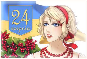 APH Ukraine: Special Holiday by AtreJane