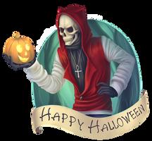 Happy Halloween 2015 by AtreJane