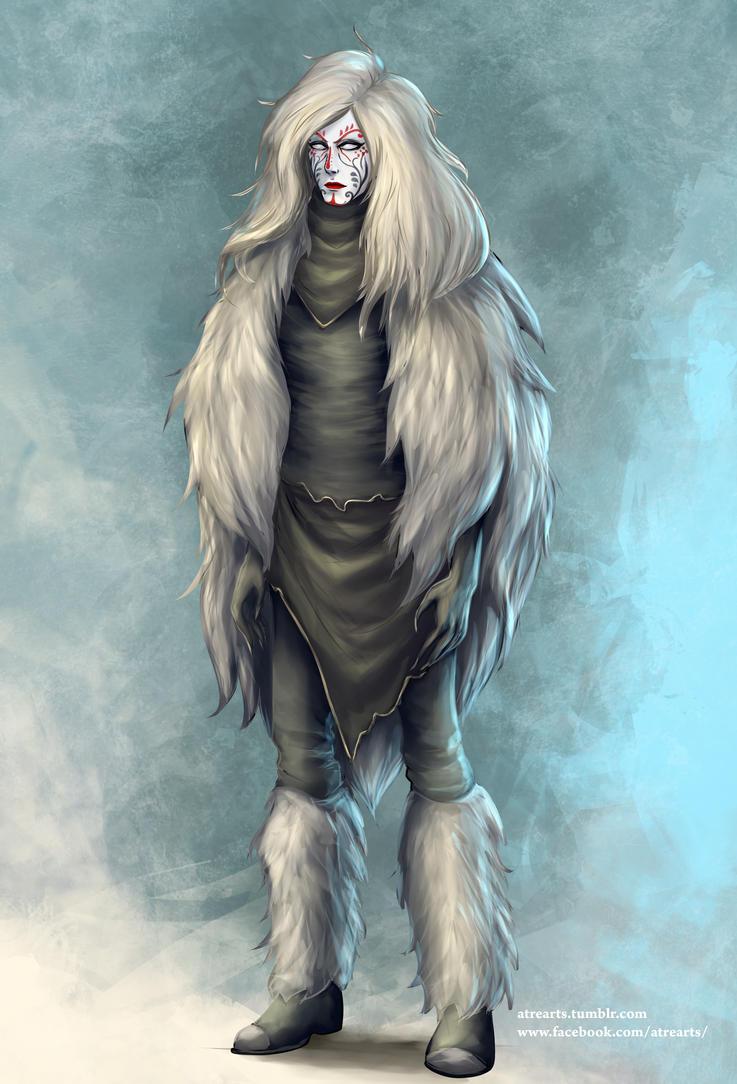 OC: Demon by AtreJane