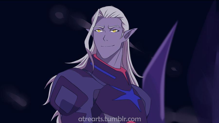 Voltron Prince Lotor By Atrejane On Deviantart