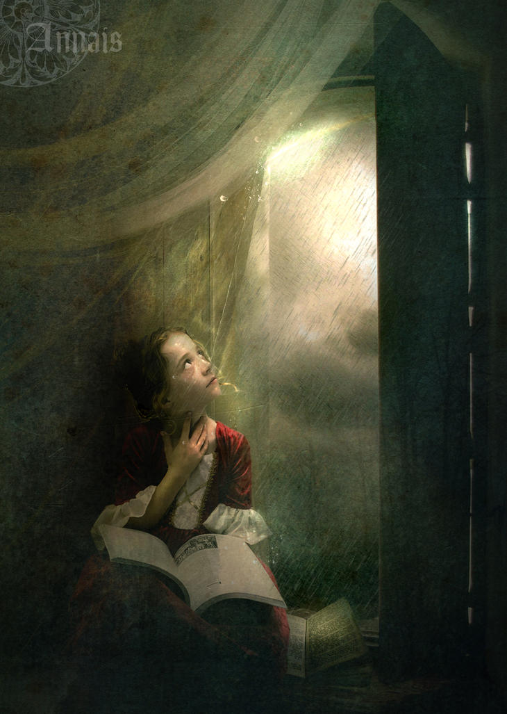 Contemplation by esstera