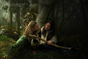 Tell me a story by esstera