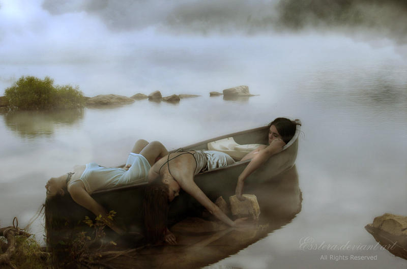 Bay of dreams by esstera
