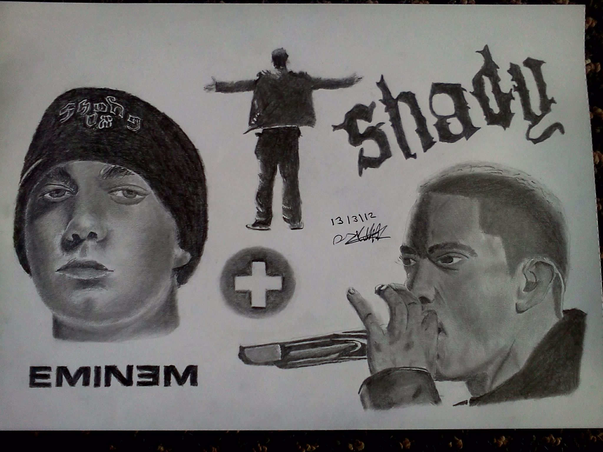 Eminem/Slim Shady by OwenJai12 Eminem/Slim Shady by OwenJai12 - eminem_slim_shady_by_owenjai12-d5ks1bz