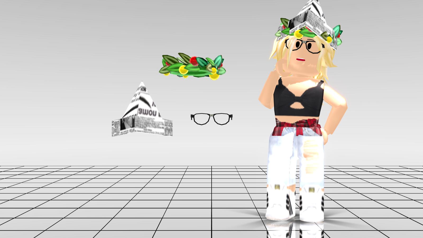 Mmd Roblox Hat Kit Dl By Ona2000 On Deviantart
