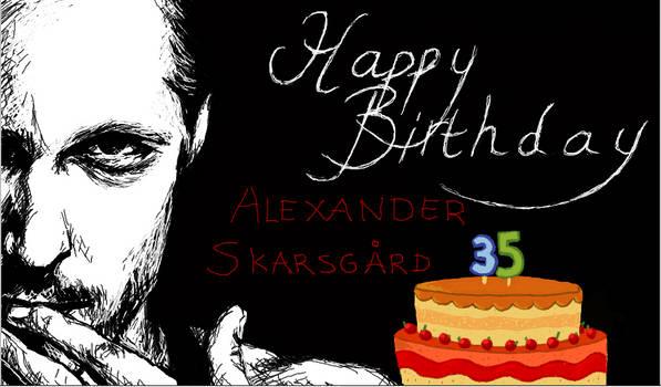 Alexander Skarsgard