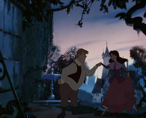 (Anastasia and the Baker) Rendezvous At Dawn