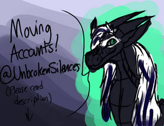 Moving Accounts by ThreeSilences