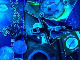 Scattered Desk of a Dollmaker