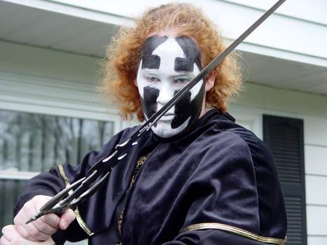 Minister of Death - Dark Paint