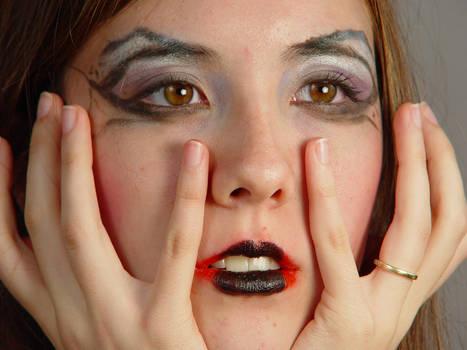 Cat Leigh - Exp. Makeup