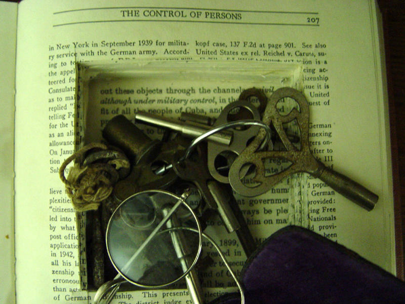 The Control of Persons