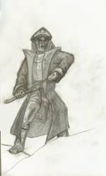 Commissar by Kornwaffle