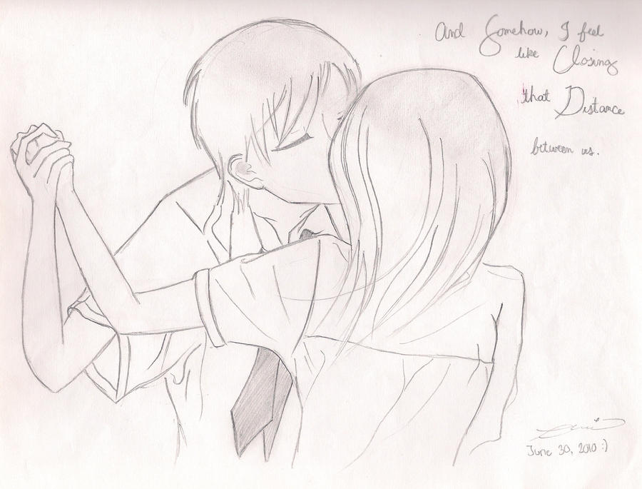 sketch - i love you by strwberry16I Love You Pencil Sketches