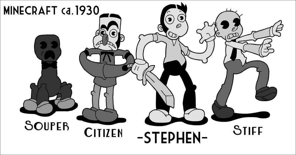 Cartoon Characters 1930s : Image gallery cartoon characters
