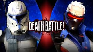 Captain Rex VS Soldier 76