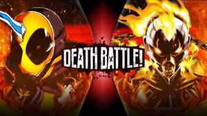 Kamen Rider Ghost VS Robbie Reyes