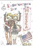 ~HETALIA~ Happy Independence Day America! by Anime-YouTube-Jpop