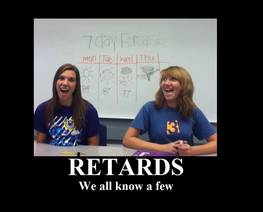 Gallery of retards