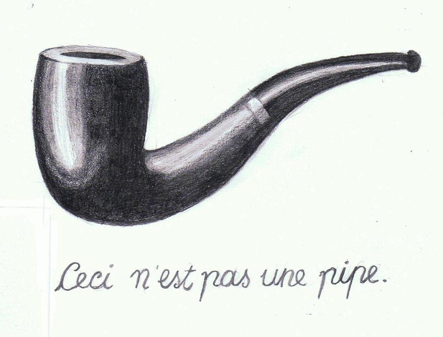 Ceci n 39 est pas un pipe by calamityjey on deviantart - Ceci n est pas une chaise ...