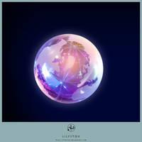 Glassy Orb 3 by LilyStox