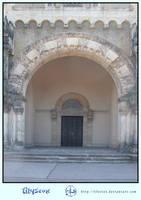 Chapel Door by LilyStox