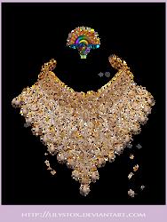 Diamond Collier Necklace
