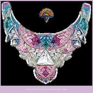 Gems Collier Necklace