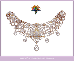 Diamond Collier Necklace 2