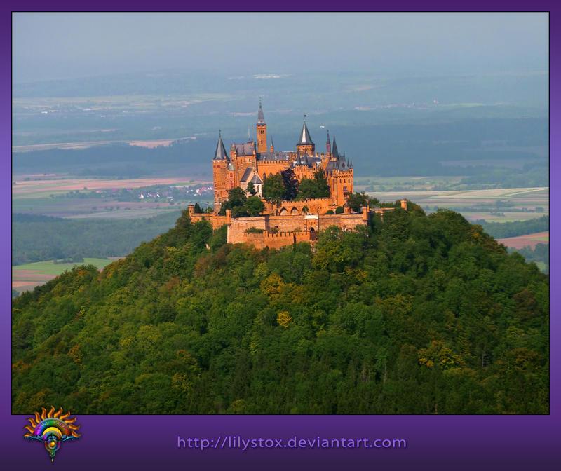 Castle 3 by LilyStox