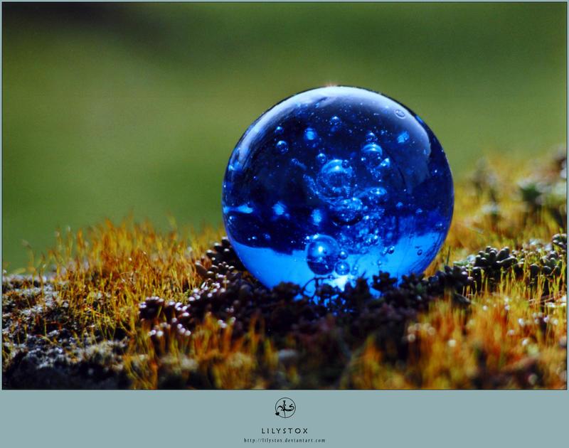 Glass Globe 2 by LilyStox