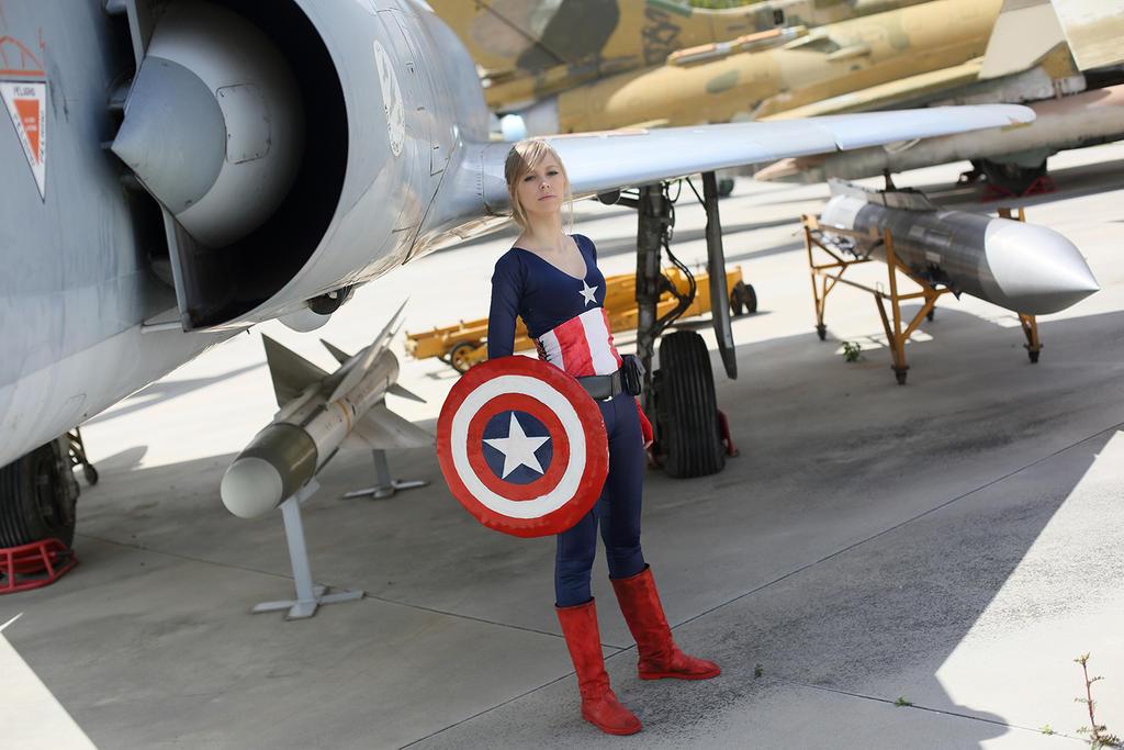 Captain America 1 by InhumanSandwiches
