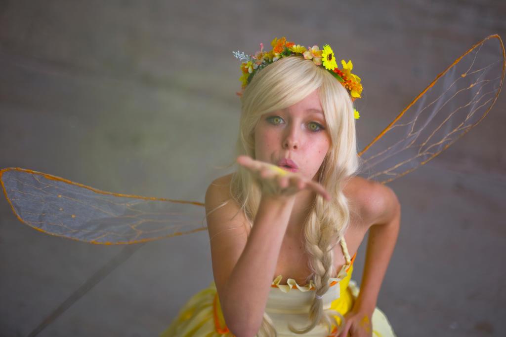 LoZ- Fairy Dust by InhumanSandwiches