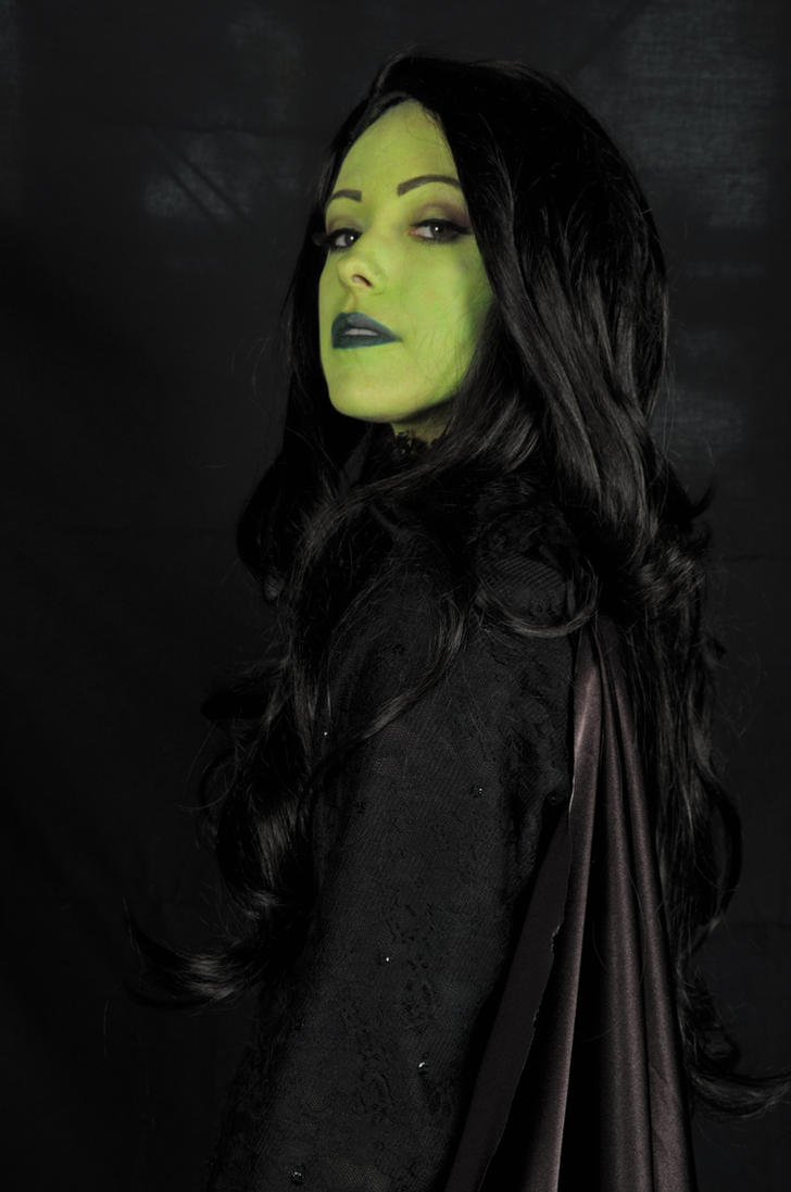 Wicked- Elphaba II by InhumanSandwiches