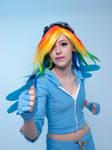 MLP - Rainbow Dash 2