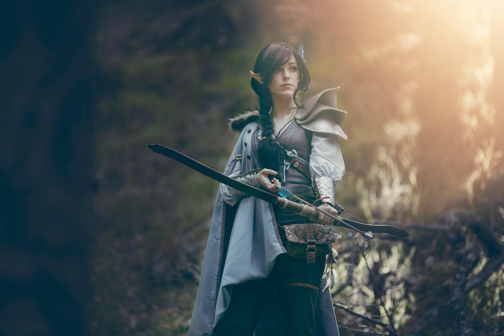 Critical Role- Vex 3 by InhumanSandwiches