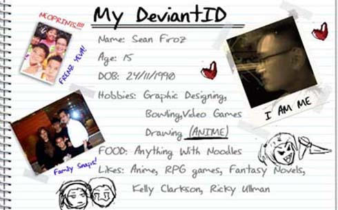 My DevaintID by Firoz