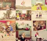 [Picspam] Ice Cream Cake - Red Velvet