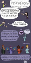 Guide To Vampires: Family Powers